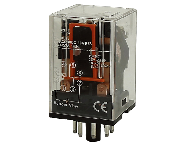 Power Relay-MK2P-I, MK3P-I